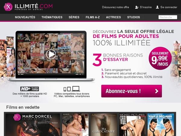 Free X Illimite Accounts