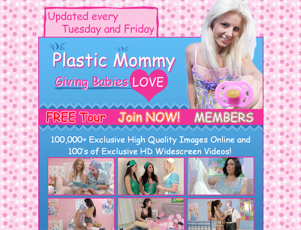Plastic Mommy Login Codes